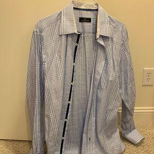 Men's Bugatchi shirt